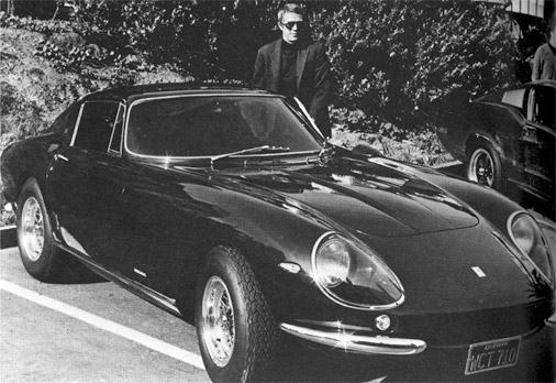 Ferrari 275 GTB 4 Scaglietti un Stīvs Makvīns