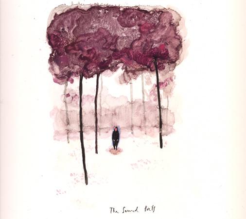 Paula ilustrējusi arī mūzikas grupas «The Sound Poets» albumu