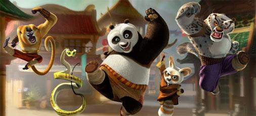 """Kungfu Panda"""