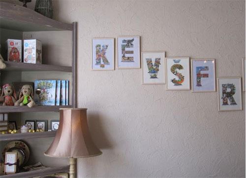Burtu izstāde «Alfabēts» mazajiem lasītājiem