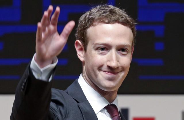 Facebook dibinātājs un vadītājs Marks Zakerbergs