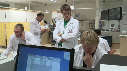 Veselības aprūpe Igaunijā