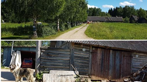 Romanova māja pierobežā