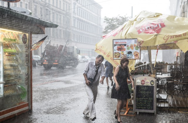 Negaiss Rīgā