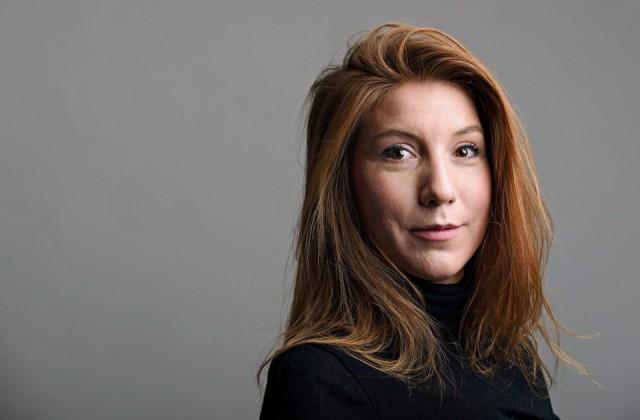 Zviedru žurnāliste Kima Valla