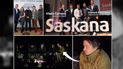 Viktors Smirnovs strādā Rīgas domē un liek informāciju portāla riga.lv sociālo tīklu kontos. No darba brīvajā laikā viņš ir restart.lv valdes loceklis, piedalījies Ušakova slavinošās filmas uzņemšanā un Saskaņas 2016. gada kongresā.