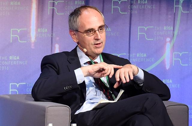 ASV Eiropas Politikas analīzes centra (CEPA) vecākais viceprezidents Edvards Lūkass