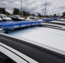 Vakar Policijas reids Jūrmalā, lai pārbaudītu caurlaides (+ video) (11)