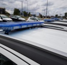 Rīgā automašīna notriekusi iereibušu velosipēdistu