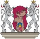 Heraldikas komisija apstiprinājusi Jelgavas pilsētas lielo ģerboni