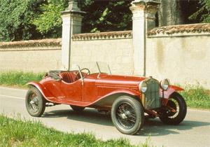 Alfa Romeo 6C 1500 Super Sport (1928).