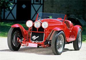 Alfa Romeo 8C 2300 (1931-1934).