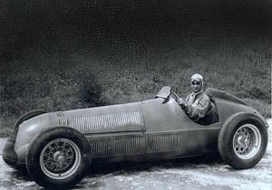 Alfa Romeo 158 (1947-1950).