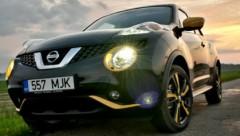 Pirmie iespaidi: atjaunotais Nissan Juke