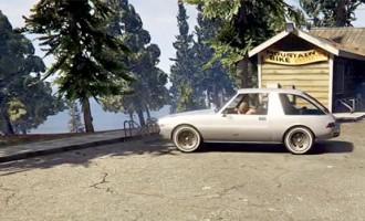 GTA 5: arī videospēlēs sievietes ir neveiklas autovadītājas