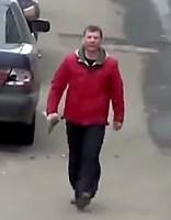 Tikmēr Krievijā: strīdu par stāvvietu izbeidz cirvis