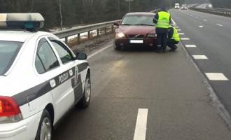 CSDD un policijas reidos 15% vieglo auto konstatēti defekti
