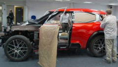 Kā tapa «Citroen» jaunais konceptauto «Aircross»