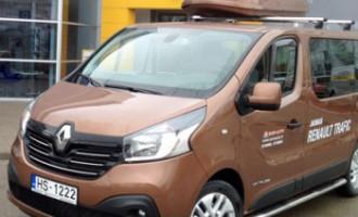 TVNET tests: Renault Trafic un Opel Vivaro
