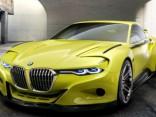 BMW 3.0 CSL modernā versija