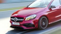 Mercedes-Benz A klase atguvusi jaudīgākā hečbeka godu