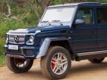 Video: Mercedes-Maybach G 650 Landaulet