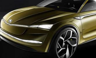 Škoda ieskicē savu vīziju par elektrisko mobilitāti