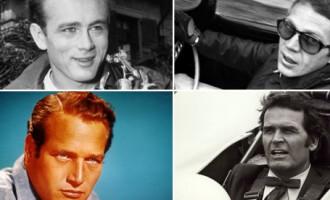 Pieci Holivudas aktieri, kas bija īsti sacīkšu braucēji