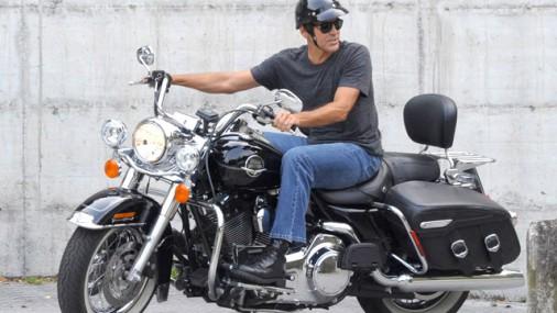 Foto: slavenības un viņu motocikli