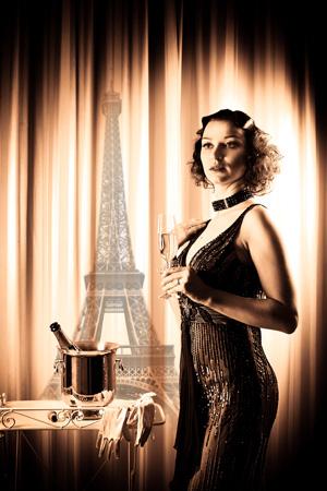 Dzīvojot Parīzē, Marija pamanījusi, ka par savu izskatu domā un rūpējas galvenokārt vecāka gadagājuma dāmas