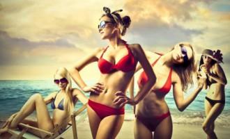 Stilista ieteikumi: katram augumam savs peldkostīms!
