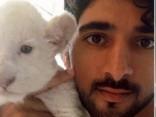 Kāda ir daiļā  Dubaijas prinča ikdiena