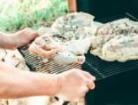 Laiks kūpināt vistu, zivi un cūkgaļu!
