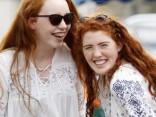 Koši un interesanti: rudo salidojums Īrijā