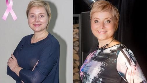 Pārvērtības «Viņas uzvarēja vēzi»: Ilzes stāsts
