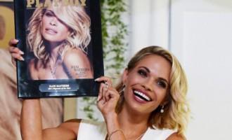 Kāpēc «Playboy» modelei piespriež piespiedu darbu par svešas sievietes kailfoto?