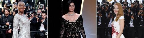 TOP 7 elegantākās kleitas no Kannu noslēguma ceremonijas