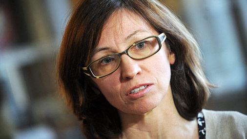 Patērētāju tiesību aizsardzības centra vadītāja Baiba Vītoliņa