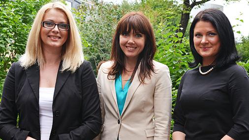 Jaunās sievietes priecājas, ka viņu uzņēmējdarbību atbalsta arī ģimenes un tuvinieki