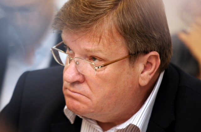 """Bijušais AS """"Latvijas Krājbanka"""" prezidents Ivars Priedītis"""