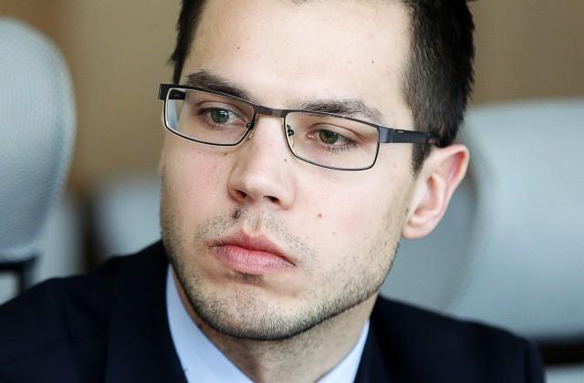 «KPMG Baltics» sabiedrisko attiecību konsultants Oskars Fīrmanis