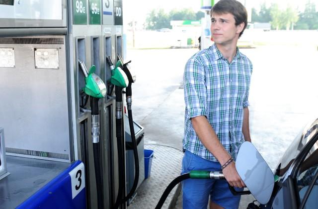 Uzņēmuma Virši-A degvielas uzpildes stacija