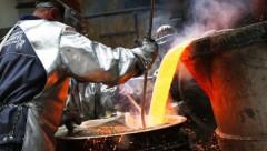 «KVV Liepājas metalurga» krāsnis sāks ražošanu aprīlī