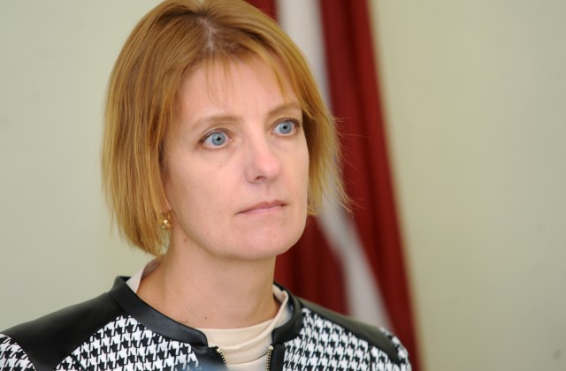 Tieslietu ministrijas valsts sekretāra vietniece Laila Medina