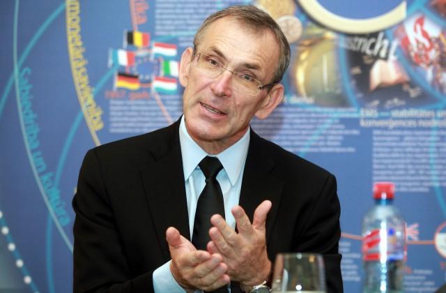Eiropas Savienības attīstības komisārs Andris Piebalgs