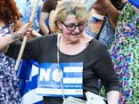 Grieķijas «Jā» - jaunas pārrunas, «Nē» - izstāšanās no eirozonas