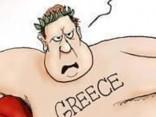Pasaule ironizē par Grieķijas parādu krīzi