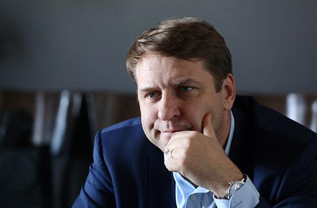 """Latvijas kosmētikas ražotājas SIA """"Stenders"""" valdes priekšsēdētājs Žiljēns Laports"""