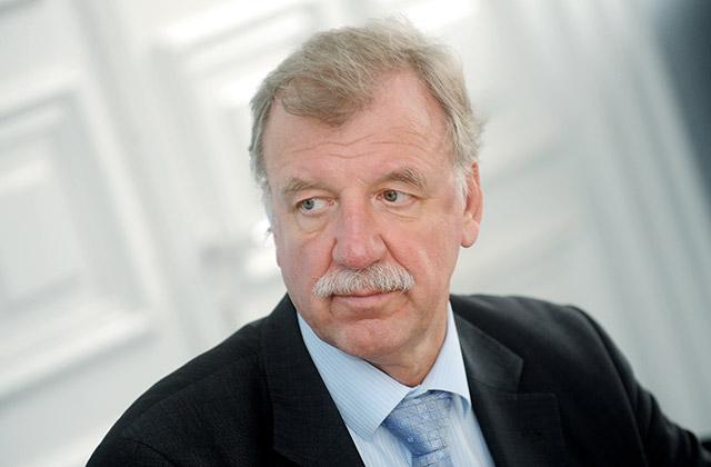 SPRK vadītājs Valdis Lokenbahs