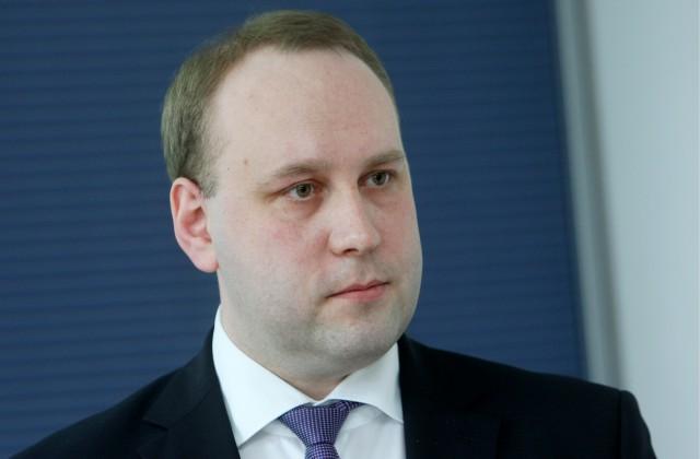 Bijušais Pārresoru koordinācijas centra vadītājs Mārtiņš Krieviņš